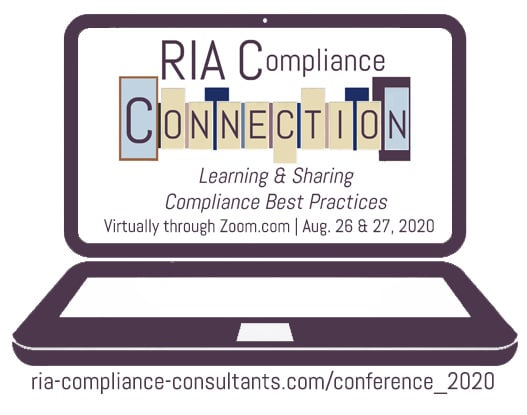 RIA Compliance Connection Logo