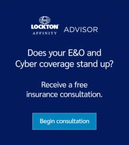 Lockton Affininty - Cyber and E&O